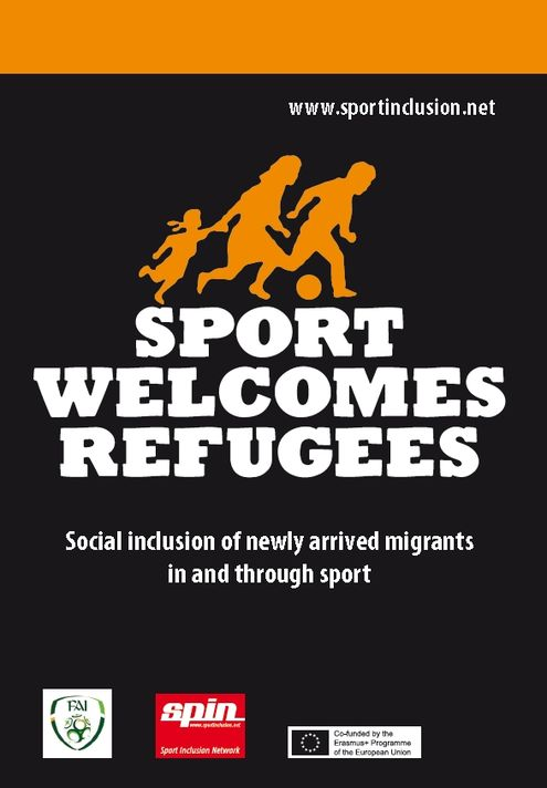 Sport Welcomes Refugees info leaflet