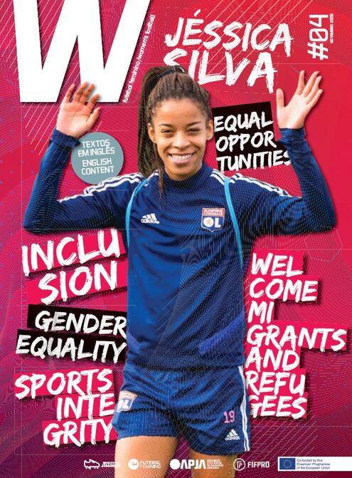 """""""W"""" magazine"""