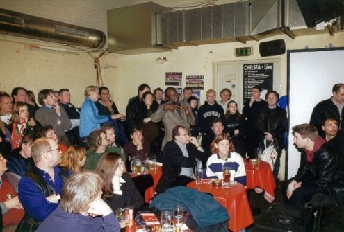 NAREF seminar Vienna: evening event in the Chelsea Pub