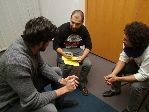 ESPIN conference workshop impression