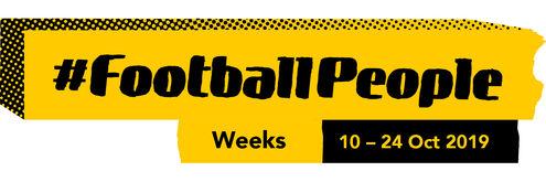 #footballpeople action weeks 2019