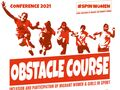 """SPIN Women online conference """"An Obstacle Course"""""""