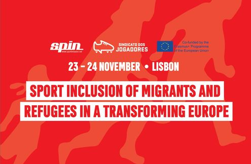 Conference Sport Inclusion of Migrants and Refugees in a Transforming Europe