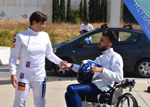 STEADY project deals with disabled refugees in sport