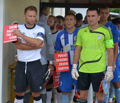 SK Slavjia Sarajevo and Derby County FC