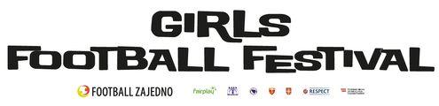 Banner Girls Football Festival